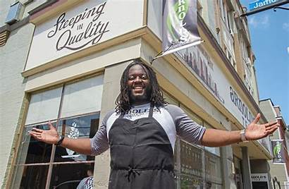 Owned Pittsburgh Restaurants Claudy Pierre Chef Caribbean