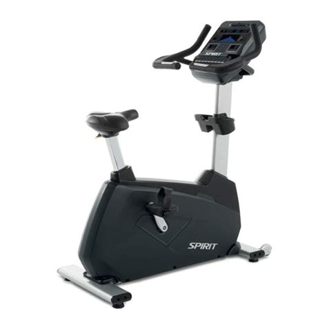 Spirit Fitness Cu800 Review   Exercise Bike Reviews 101