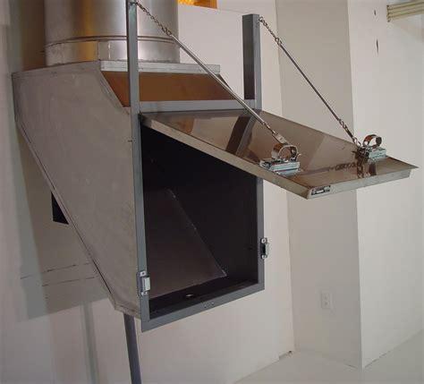 Chute Doors Stainless Steel Trash Chute Doors