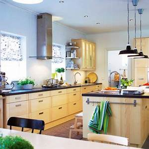Couleur Cuisine Ikea : couleur meuble cuisine ikea cuisine en image ~ Nature-et-papiers.com Idées de Décoration