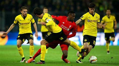 Liverpool vs Borussia Dortmund. Match preview