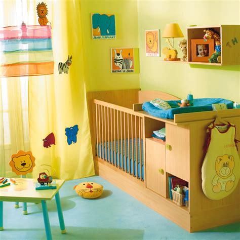 chambre bébé colorée chambre d 39 enfant les plus jolies chambres de bébé une chambre colorée conforama déco