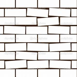 10 White Brick Wall Vector Images - Black and White Brick ...
