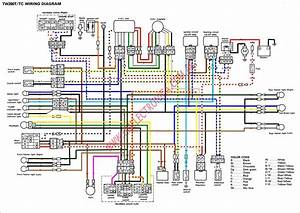 Yamaha 250 Wiring Diagram