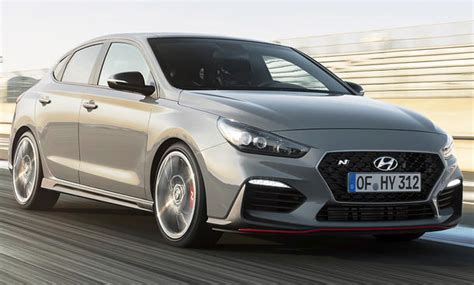 Neuer Hyundai I30 Fastback N by Neuer Hyundai I30 Fastback N 2018 Erste Testfahrt