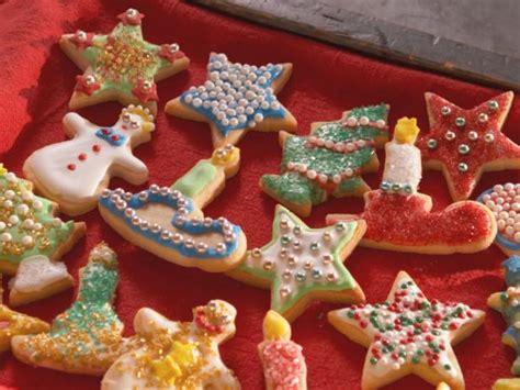 santas christmas cookies recipe nancy fuller food network
