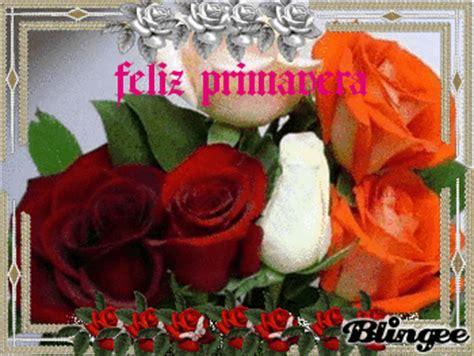 feliz primavera Picture #99327023 Blingee com