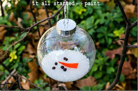 best places to get christmas ornaments melted snowman ornament