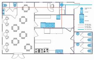 Cafe And Restaurant Floor Plans How To Design A