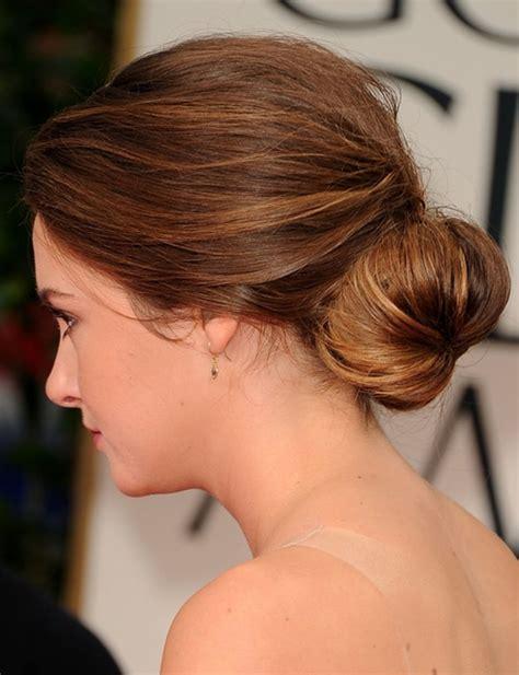 super cute bun hairstyles  girls pretty designs
