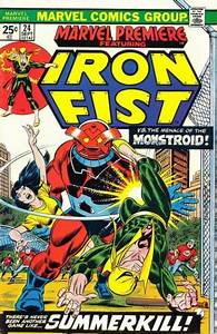 Marvel Premiere #15 - The Fury of Iron Fist! (Issue)