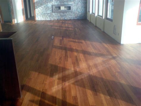 Hardwood floor refinishing for home renovations in