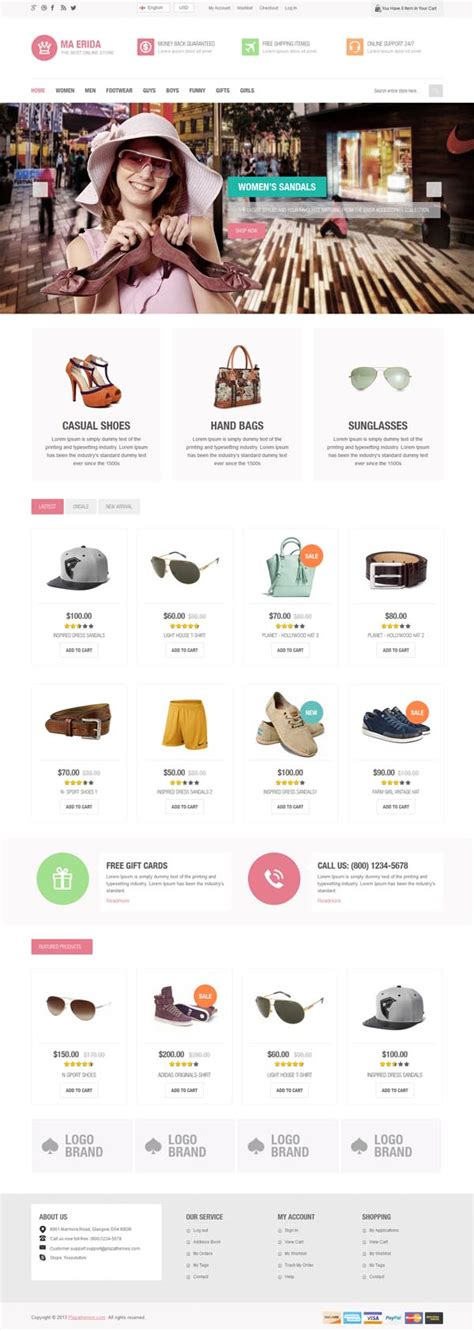 magento themes for ecommerce websites design graphic design junction