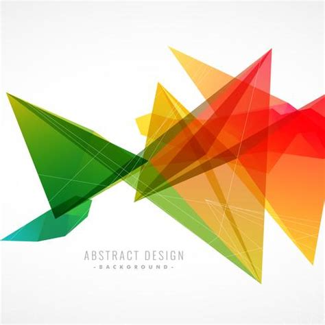 Abstract Shapes Lines Images by Stylish Abstract Colorful Background With Geometrical