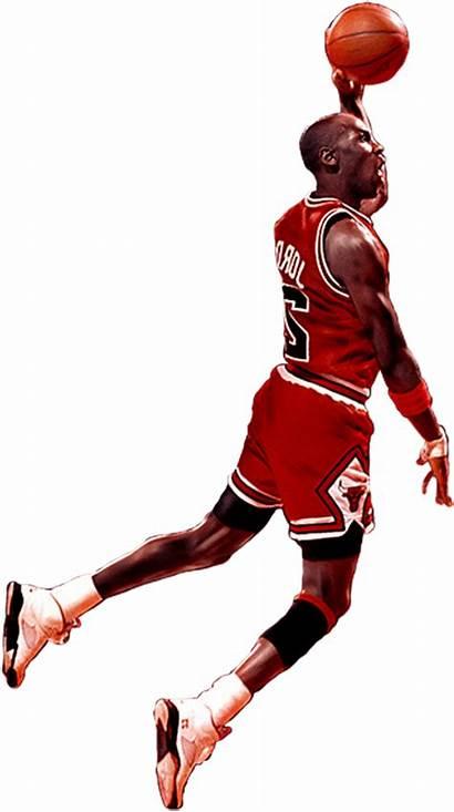 Jordan Michael Transparent Clip Clipart Player Basketball
