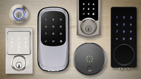 kepler common types of electronic lock systems