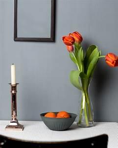 Blau Grau Farbe : wandfarbe blau grau anna von mangoldt ~ Eleganceandgraceweddings.com Haus und Dekorationen