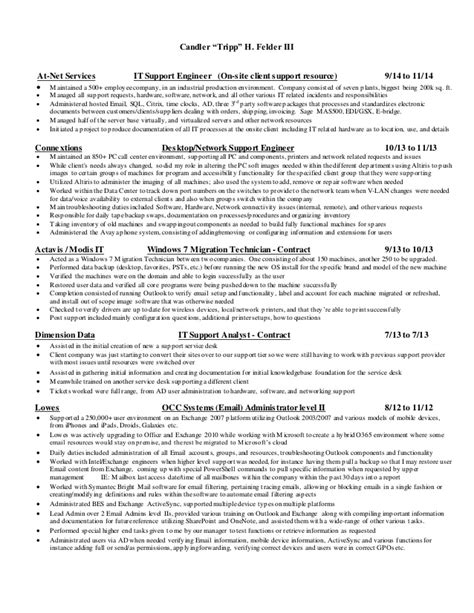 candler felder resume 2015