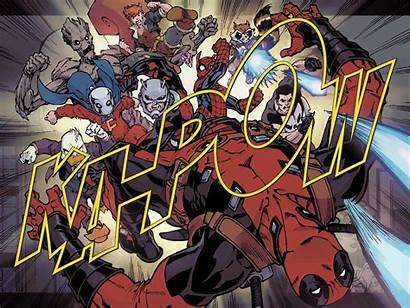 Deadpool Too Soon Comic Infinite Death Joshua