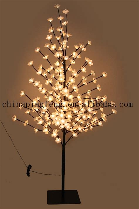 best selling led tree lights outdoor cherry