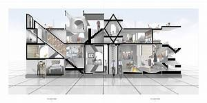 Beautiful Sections On Pinterest Architectural Drawings