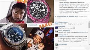 Instagram account busts rappers wearing fake designer ...