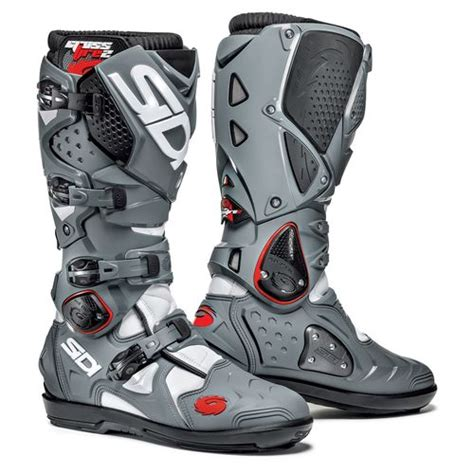 motocross boots closeout sidi crossfire 2 srs boots revzilla