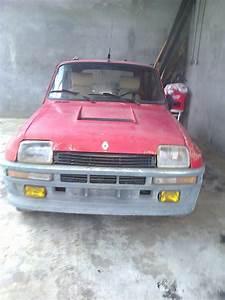Renault 5 Turbo 2 A Restaurer : r5 turbo 2 sauv e de la casse rally legend ~ Gottalentnigeria.com Avis de Voitures