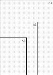 Free Printable Dot Grid Paper For Bullet Journal