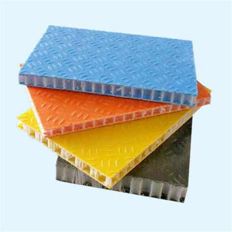 gel coat fiberglass polypropylene honeycomb sandwich panels manufacturers  suppliers china