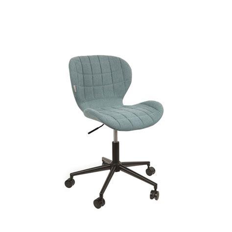 Chaise De Bureau Design Et Confortable by Chaise De Bureau Confortable Zuiver Quot Omg Quot