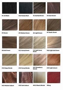Inoa Hair Colour Chart | Hairsstyles.co