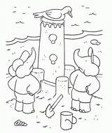 Coloring Sandcastle Lowgif Getdrawings álbuns Recomendadas sketch template