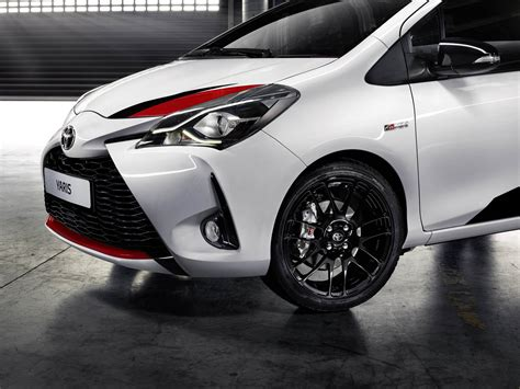 toyota yaris grmn supercharged  hp