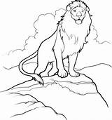 Aslan Coloring Pages Narnia Lion Drawing Chronicles Colouring Coloriage Journal Printable Lamppost Getdrawings Getcolorings Nathalie Monio sketch template
