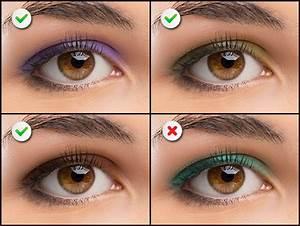 Qué tono de SOMBRA te favorecen mas según tu color de Ojos? En el Punto