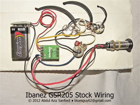 ibanez gsr205 stock wiring talkbass