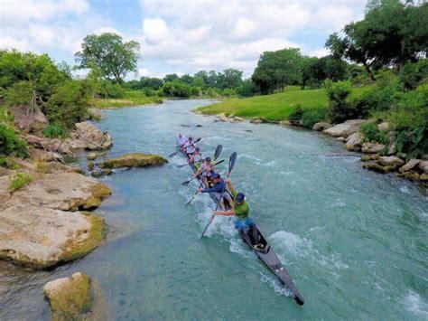 adventurous ways  experience  san marcos river