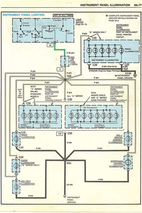 Sbo Swap Gauge Wiring Question Gbodyforum