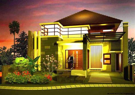 model rumah mewah gallery taman minimalis