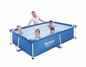 Bestway Rectangular Pool Instructions