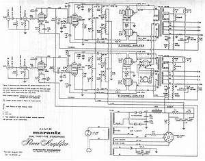 Index Of   Schematics  By Marantz