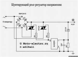 Solusi Battery  Koleksi Skema Kiprok Aplikasi Honda Tiger
