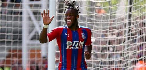 Crystal Palace sign Michy Batshuayi on loan from Chelsea ...