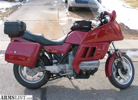 Bmw K100rt Motorcycle (project