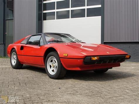 308 Gtsi For Sale by Classic 1982 308 Gtsi Targa For Sale 5320 Dyler