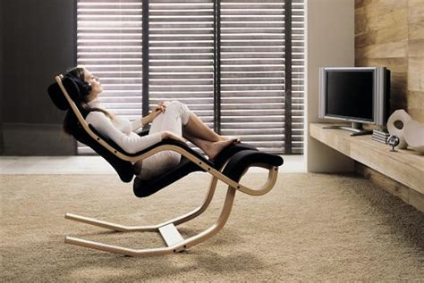 modern and functional chair by opsvik home design