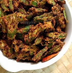 Bhindi Kurkuri ,Crispy Okra » Maayeka