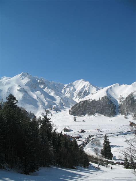 meteo le mont dore mont dore meteo 28 images le mont dore ski enneigement webcams m 233 t 233 o neige freeride