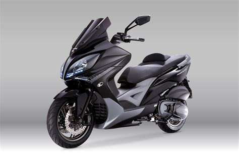 Kymco Xciting 400i Image by Kymco Xciting 400i Abs All Technical Data Of The Model